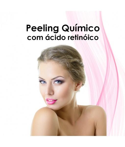 Peeling Químico com Ácido Retinóico